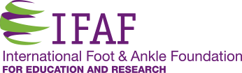 International Foot & Ankle Foundation logo